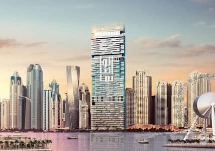شقة 2 غرفة نوم للبيع في جي بي ار، دبي - Luxurious 2 Bedroom IN JBR direct beachfront