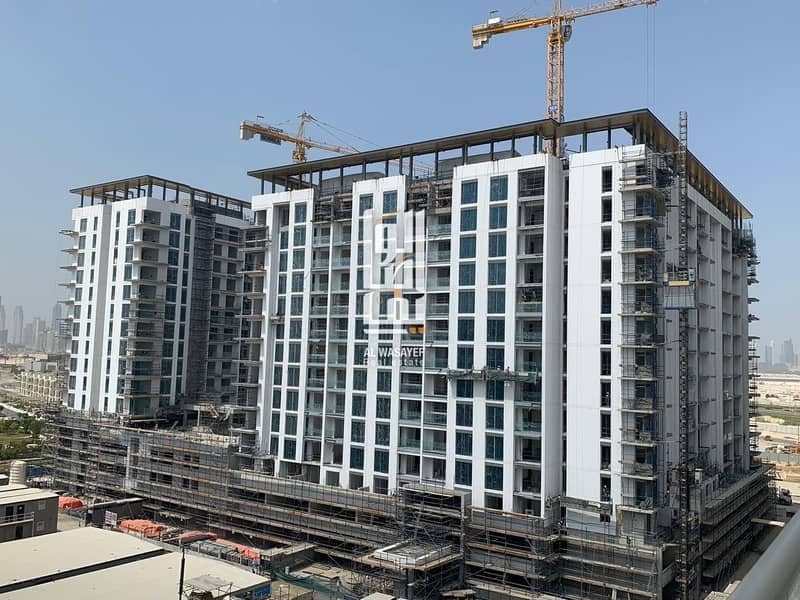 11 Almost Ready Spacious 2 BHK Apartment - Amazing :Location - Stunning Finishing