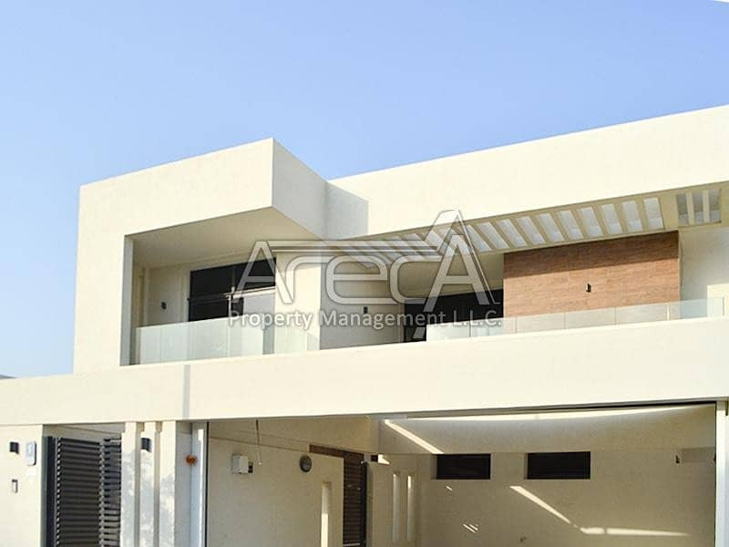 Discounted Price for a brand new Villa  in Yas Island