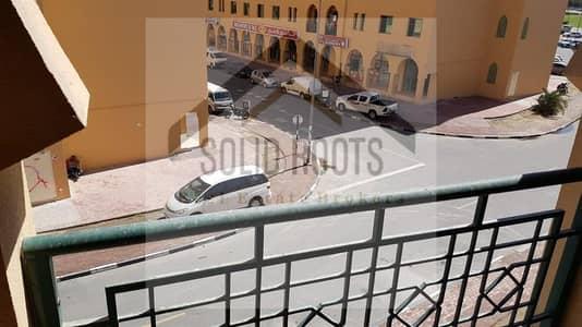 Studio for Rent in International City, Dubai - Nice Studio Apartment with balcony in Morocco Cluster-Intl City