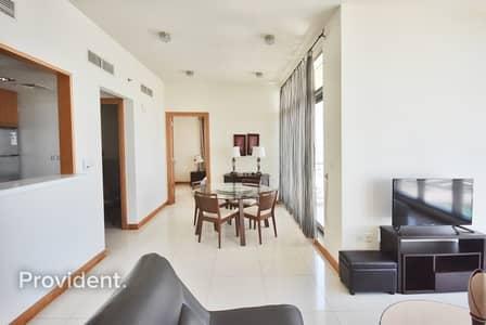 شقة 2 غرفة نوم للبيع في دبي مارينا، دبي - Magnificent Full Sea View   Vacant Fully Furnished