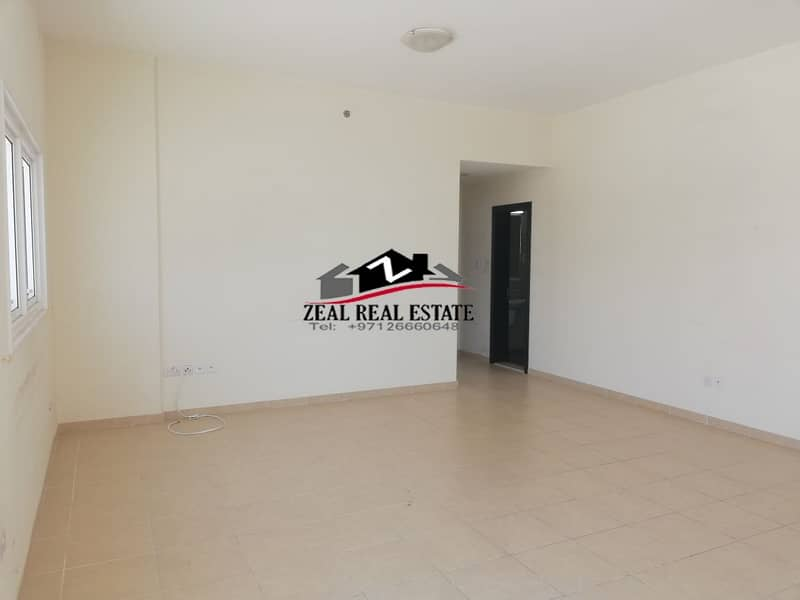 Cheap Two Bedrooms Hall,Nice Kitchen,Gym,Covered parking At Rawdhat Area.