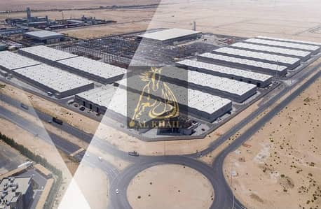 Offers 48 Months Payment Plan | Superb Residential Plot for sale in Dubai Industrial City