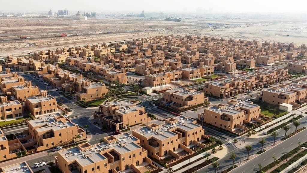 Urgent Sale - Villa Plot G+1 /CORNER - Panoramic View - Al Furjan West