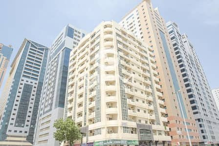 1 Bedroom Flat for Rent in Al Taawun, Sharjah - 1Month Free. Spacious 1BR with Balcony in Al Tawun