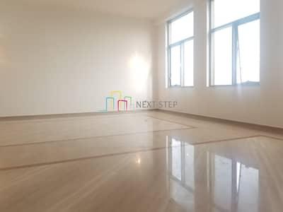 شقة 4 غرفة نوم للايجار في شارع الشيخ خليفة بن زايد، أبوظبي - Hot Offer: 4 BR Hall with Maid'sroom & Storage (4 Payments)