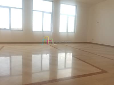 4 Bedroom Apartment for Rent in Sheikh Khalifa Bin Zayed Street, Abu Dhabi - Hot Offer: 4 BR Hall with Maid'sroom & Storage (4 Payments)