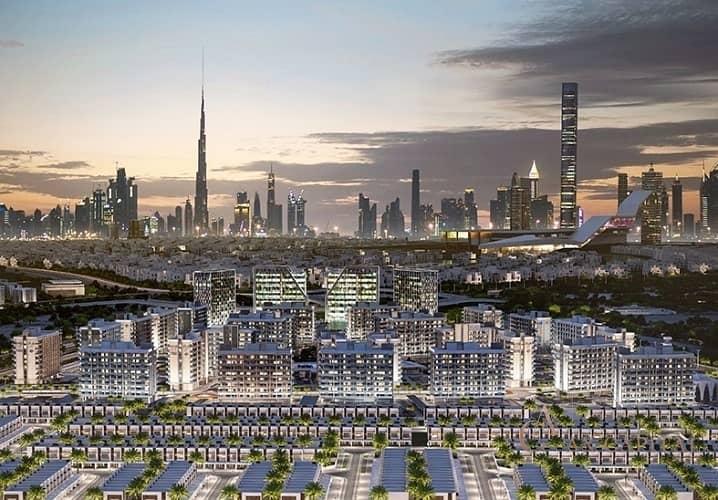 14 Stunning Townhouse with a Burj Khalifa View