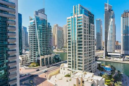 فلیٹ 1 غرفة نوم للبيع في دبي مارينا، دبي - Motivated Seller Partial Marina View 1 BR