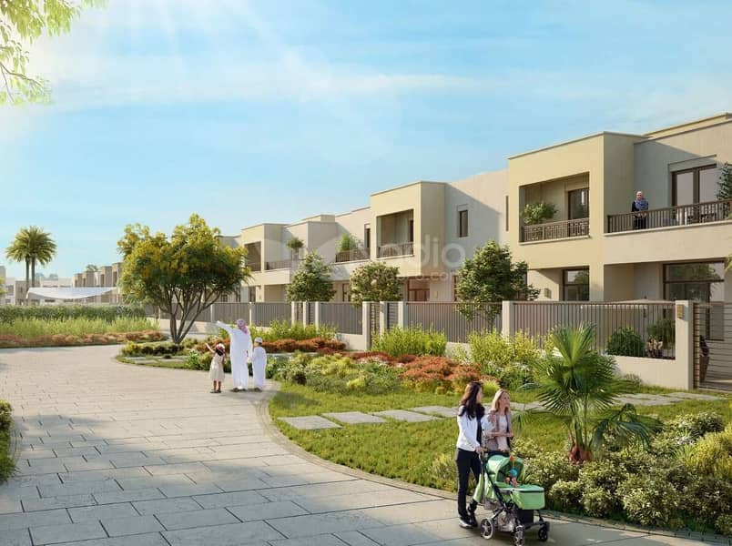 2 Type 2 | Noor Townhouses! Nshama Townsquare