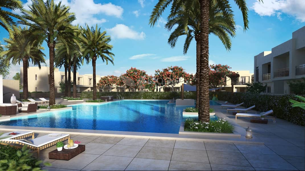 8 Type 2 | Noor Townhouses! Nshama Townsquare