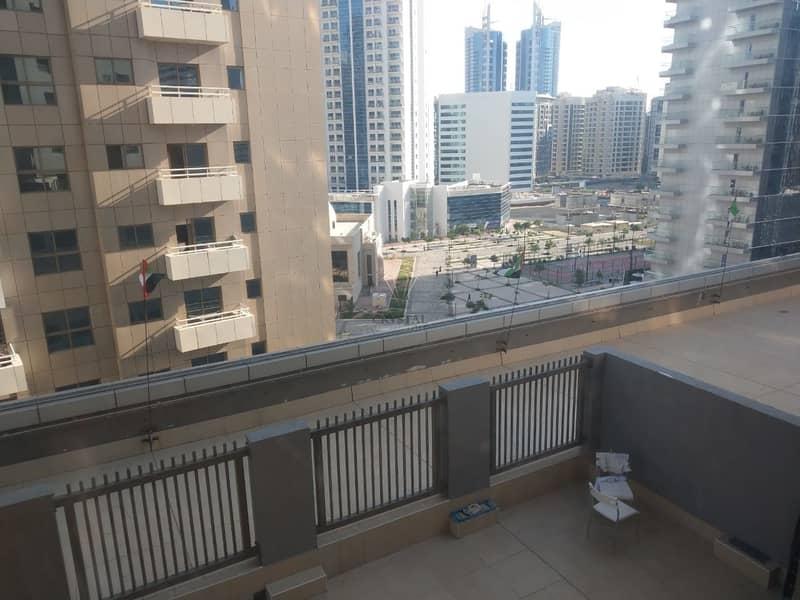 10 Spacious 1BR apt for rent AL SHAFAR 1