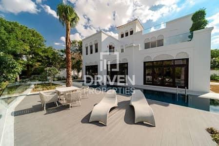 فیلا 5 غرف نوم للبيع في البراري، دبي - Premium 5 Bed Villa with Amazing Lake View