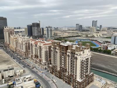2 Bedroom Flat for Rent in Dubai Sports City, Dubai - Beautiful Views-  Top Floor- Fully Furnished
