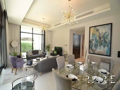 3 Bedroom Townhouse for Rent in DAMAC Hills (Akoya by DAMAC), Dubai - TH-M | Corner Unit | 3 Bed | Back to Back