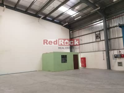 Warehouse for Rent in Ras Al Khor, Dubai - Storage 2200 Sqft Warehouse with Built In Office in Ras Al Khor