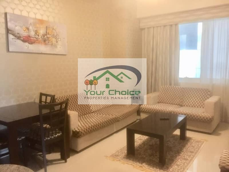 2 Gorgeous Fully Furnish Apartment with 1 Bedroom  for only 5000/Monthly near Mamora in Al Nayan