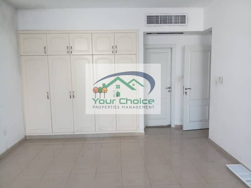 Spacious 3 Bedroom w/ Maid's room & Wardrobes  for only 120