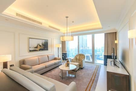 3 Bedroom Apartment for Sale in Downtown Dubai, Dubai - Full Burj Khalifa View High Flr 3BR 06 Unit