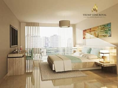 2 Bedroom Apartment for Sale in Jumeirah Village Circle (JVC), Dubai - Urban Chic design | 3 year Post Hanover Plan