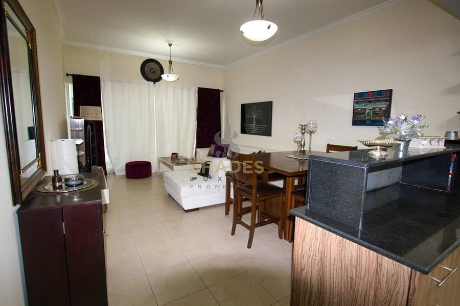 Exclusive Luxury Furnished 1br for AED 68