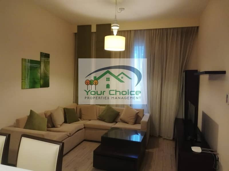 Stunning Fully furnished 1 Bedroom| Water