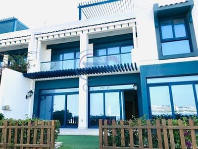 تاون هاوس 5 غرف نوم للايجار في نخلة جميرا، دبي - Direct Beach Access | Private Garden | 5 BR+M