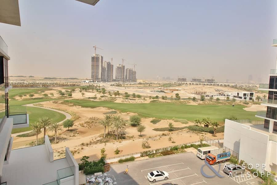 Furnished Studio | Rented 50K | Golf View