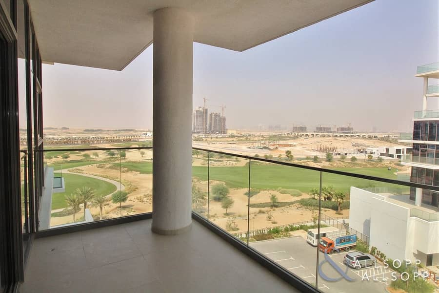 2 Furnished Studio | Rented 50K | Golf View