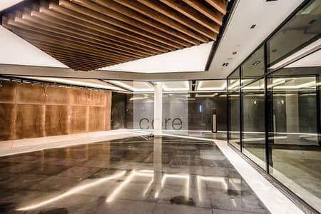 محل تجاري  للايجار في مركز دبي المالي العالمي، دبي - Easy Access | Retail Space | Low Floor