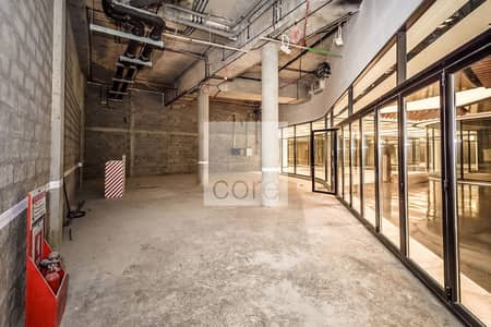 Shell and Core | Retail Space | Vacant