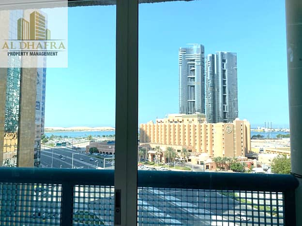 Spectacular Sea View | Free Parking  | Close to Corniche