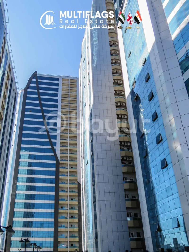 Apartments for sale in the heart of Ajman in installments 8 years