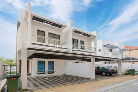 4 Bedroom Townhouse for Rent in Jumeirah Village Circle (JVC), Dubai - Brand New 4BR with Maids Room available for Rent