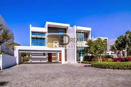 فیلا 4 غرفة نوم للبيع في ميدان، دبي - In the center of Medan luxury villas4 -Bd  ready to move and installments up to 20 years