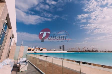 1 Bedroom Flat for Sale in Mohammad Bin Rashid City, Dubai - Full Lagoon View | Fully Furnished | NO DLD | NO Service Charge