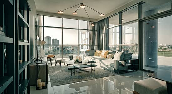 2 Bedroom Flat for Sale in DAMAC Hills (Akoya by DAMAC), Dubai - ready to move apartments  with amazing payment plan! Nice offer
