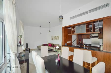 1 Bedroom Villa for Rent in Downtown Dubai, Dubai - Stunning Apt. in The Residences | Fully Furnished