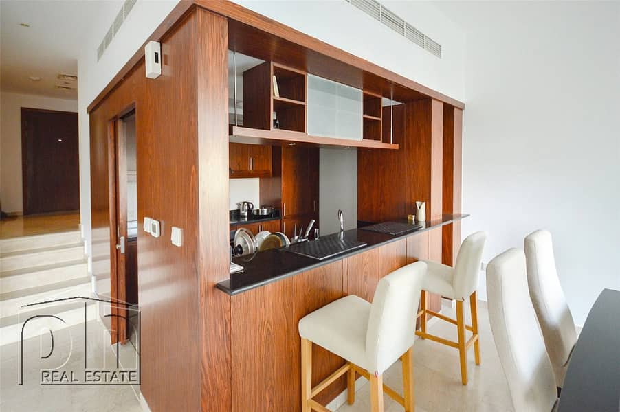 10 Stunning Apt. in The Residences | Fully Furnished
