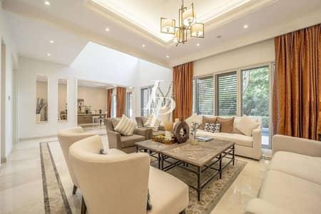 4 Bedroom Villa for Sale in Mohammad Bin Rashid City, Dubai - Beautiful Mediterranean Villa|Private Beach