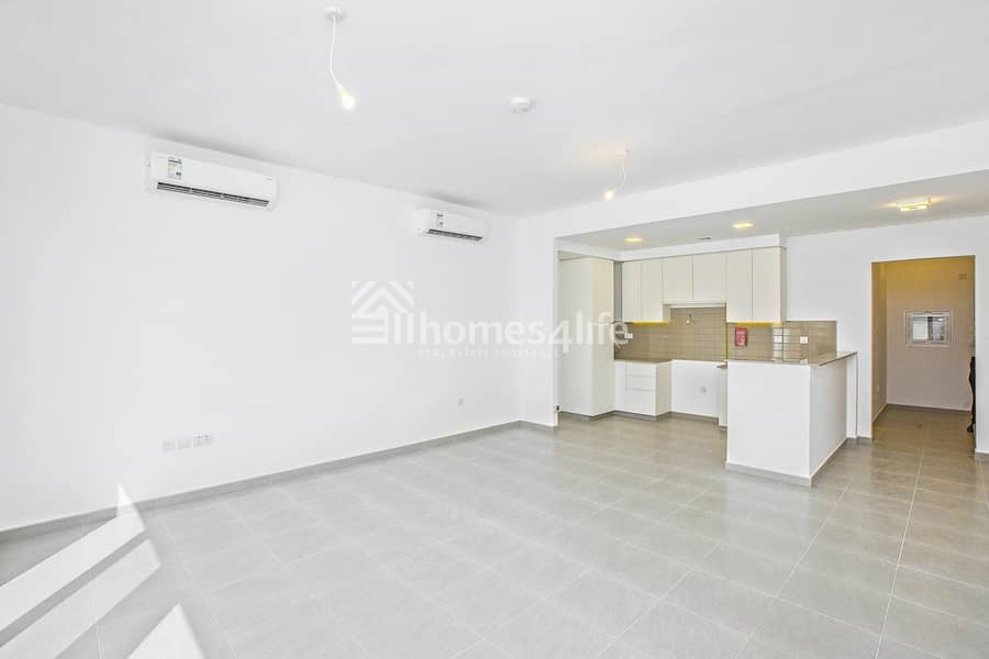 Next to pool in Zahra Apartments | Corner unit Townhouse |