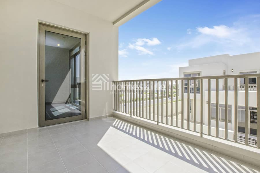 10 Next to pool in Zahra Apartments | Corner unit Townhouse |