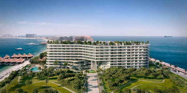 1 Bedroom Apartment for Sale in Palm Jumeirah, Dubai - PRESIDENTIAL LIVING  LUXURY BEACH FRONT LIVING APARTMENTS FOR SALE IN PALM JUMERIAH NEAR ATLANTIS DUBAI
