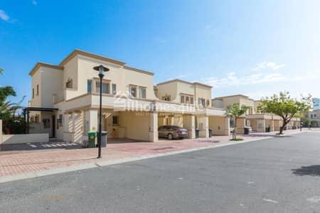 فیلا 2 غرفة نوم للايجار في الينابيع، دبي - 2 BR + Study for Rent in Springs 6 Type 4M Vacant