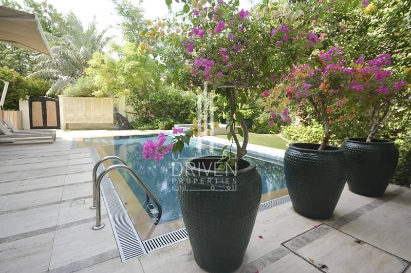 Upgraded And Fully Furnished|Type D Villa