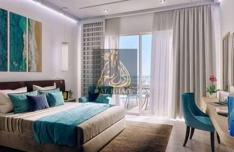 Invest Fully Furnished Classy Studio in Palm Jumeirah | Only 5% Booking Fee | Offers a Scenic Views of Dubai Skyline
