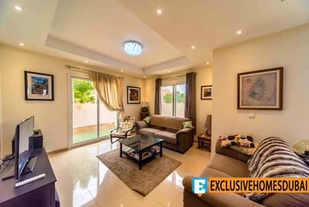 5 Bedroom Villa for Rent in The Villa, Dubai - Custom Built | 5 Ensuite  Maid | Park Facing