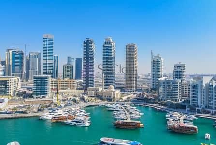 3 Bedroom Flat for Rent in Dubai Marina, Dubai - Lovely 3 bhk apt at The Jewel Tower 1