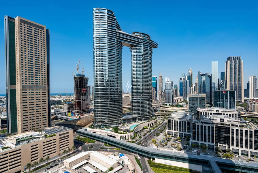 28 Brand New|Duplex Penthouse|Luxurious Terrace