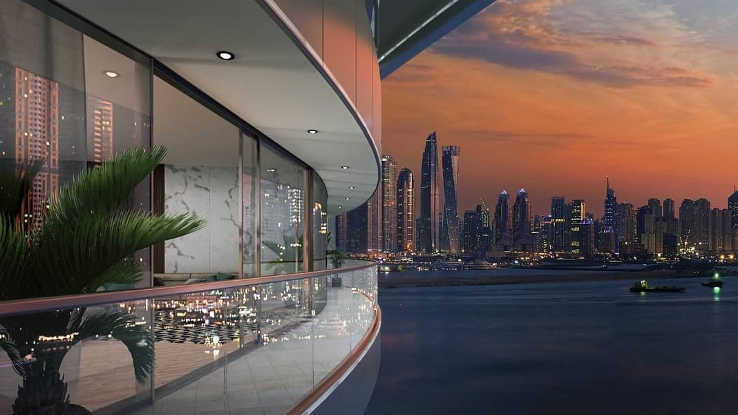 14 10% Guaranteed ROI for 5 years  with Private Beach in Palm Jumeirah